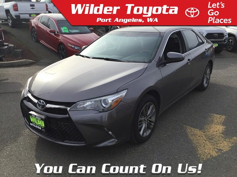 2017 Toyota Camry SE Port Angeles WA