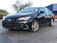 2017_Toyota_Camry_SE_ Raleigh NC
