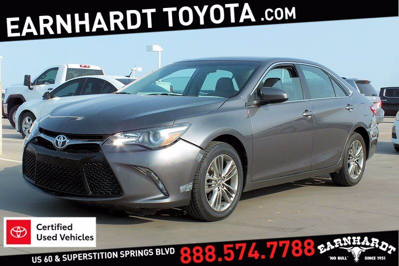 2017 Toyota Camry SE *WELL MAINTAINED*