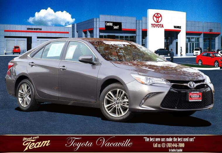 Used Cars Vacaville California Toyota Vacaville