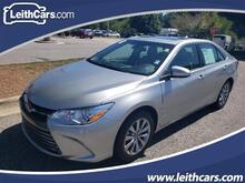 2017_Toyota_Camry_XLE Auto_ Cary NC