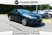 2017 Toyota Camry XLE CERTIFIED