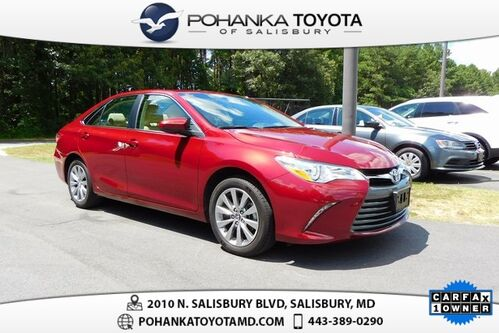 2017_Toyota_Camry_XLE CERTIFIED_ Salisbury MD