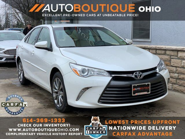 2017 Toyota Camry XLE Columbus OH