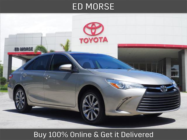 2017 Toyota Camry XLE Delray Beach FL