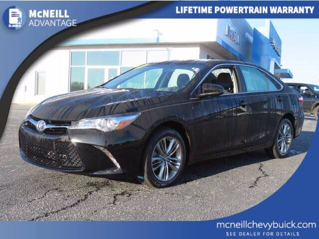 2017 Toyota Camry XLE High Point NC