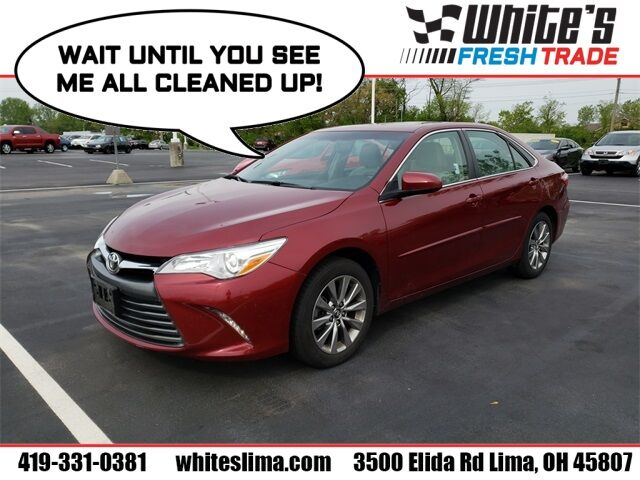 2017 Toyota Camry XLE Lima OH