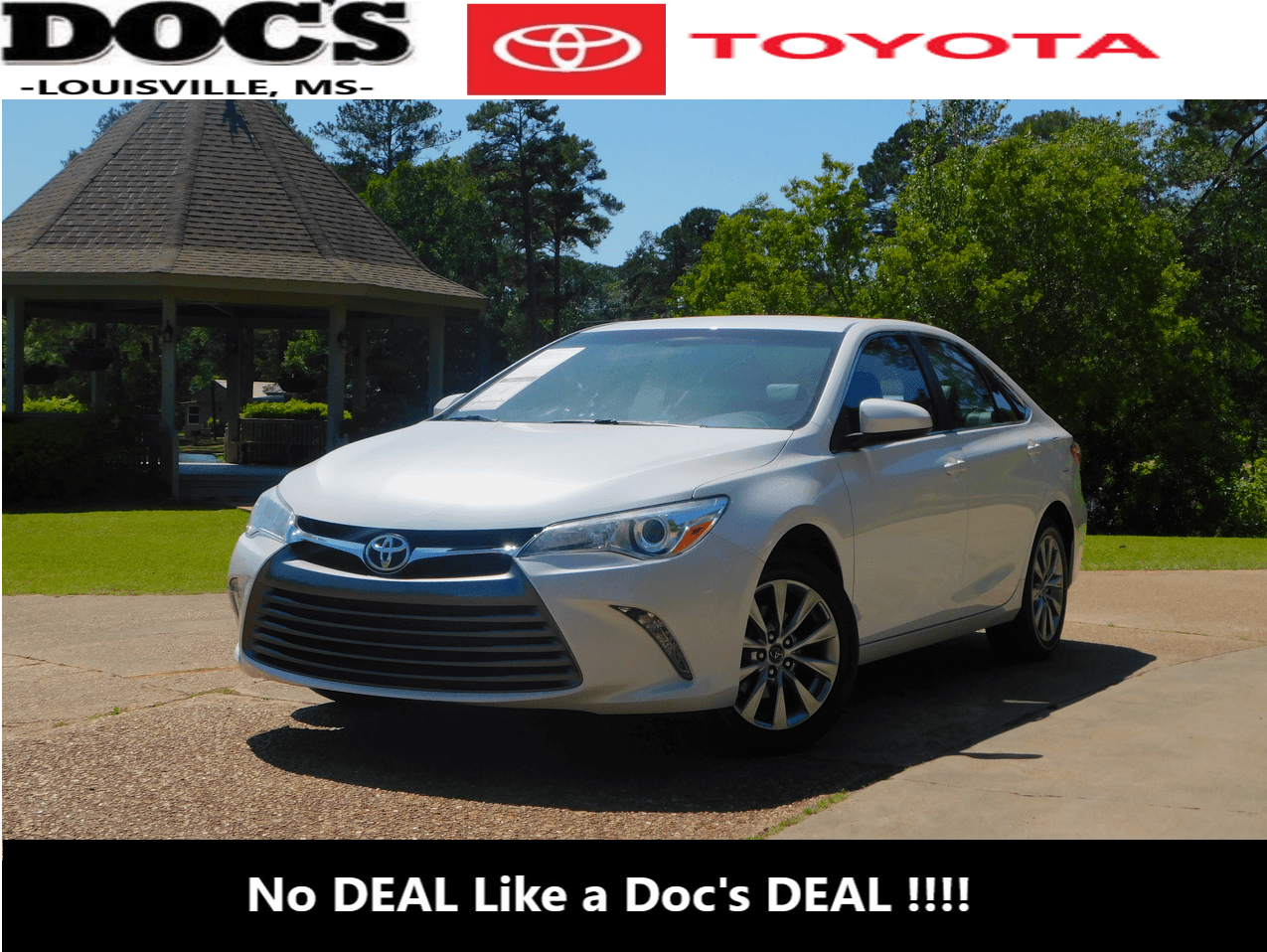2017 Toyota Camry XLE Louisville MS