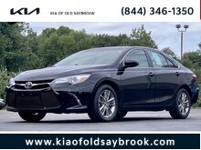 2017_Toyota_Camry_XLE_ Old Saybrook CT