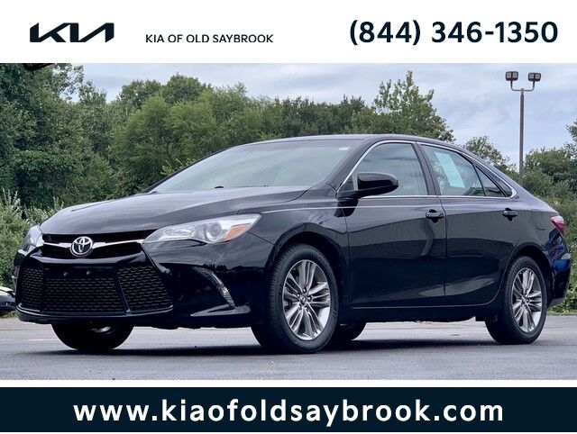 2017 Toyota Camry XLE Old Saybrook CT