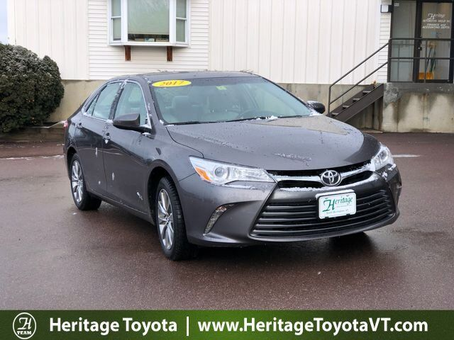 2017 Toyota Camry XLE South Burlington VT