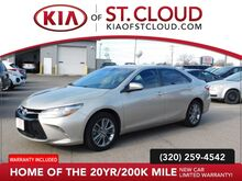 2017_Toyota_Camry_XLE_ St. Cloud MN