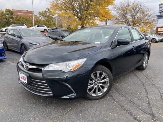 2017 Toyota Camry XLE Worcester MA