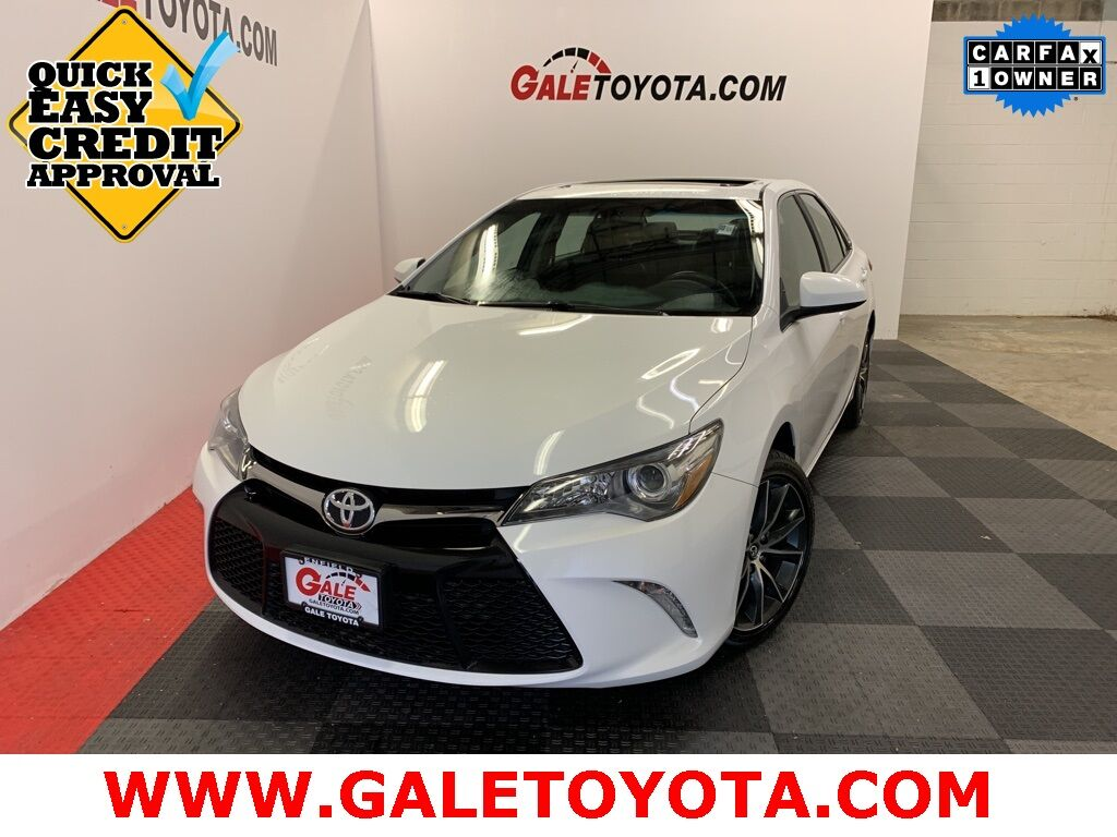 2017 Toyota Camry XSE Enfield CT