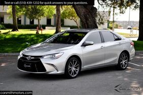 2017_Toyota_Camry_XSE_ Fremont CA