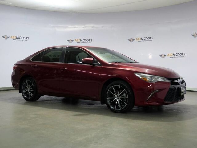 2017 Toyota Camry XSE Package,Rear Camera,Heated Seats,Bluetooth Houston TX