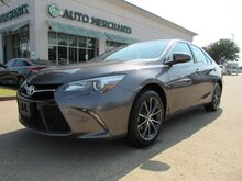 2017_Toyota_Camry_XSE SUNROOF, HEATED SEATS, JBL, DUAL CLIMATE, REAR CLIMATE, BLUETOOTH_ Plano TX