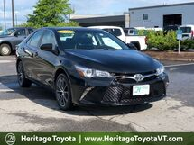2017 Toyota Camry XSE South Burlington VT