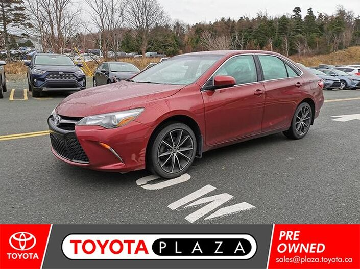 2017 Toyota Camry XSE St. Johns NL