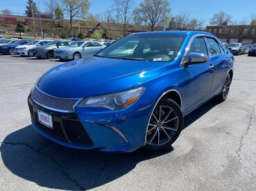 2017_Toyota_Camry_XSE_ Worcester MA
