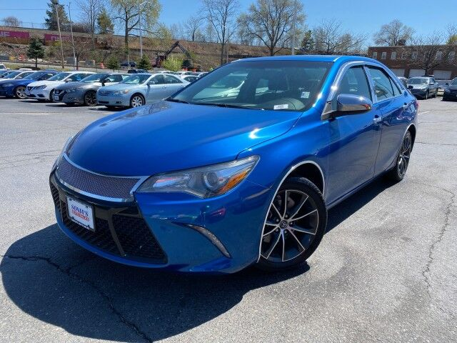 2017 Toyota Camry XSE Worcester MA