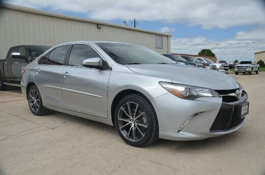 2017 Toyota Camry XSE Wylie TX