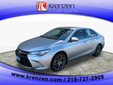 2017 Toyota Camry Xse Duluth MN