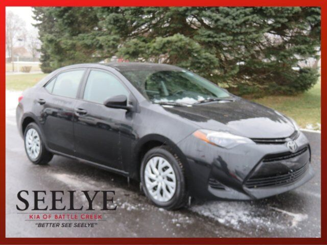2017 Toyota Corolla  Battle Creek MI