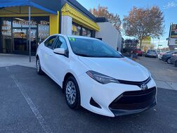 2017_Toyota_Corolla_4d Sedan LE_ Albuquerque NM