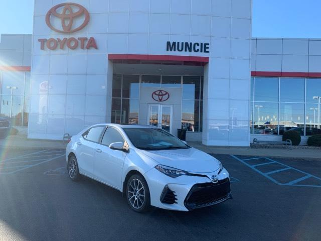 2017 Toyota Corolla 50th Anniversary Special Edition CV Muncie IN