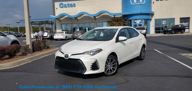 2017 Toyota Corolla 50th Anniversary Special Edition CV Richmond KY