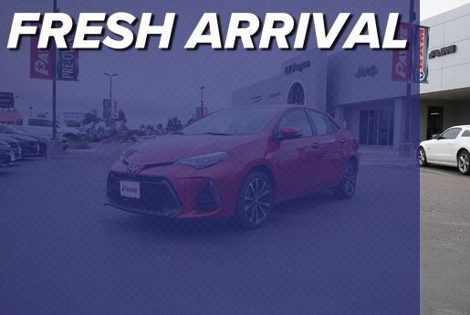 2017 Toyota Corolla 50th Anniversary Special Edition Weslaco TX