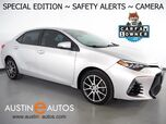 2017 Toyota Corolla 50th Anniversary Special *LANE DEPARTURE ALERT, COLLISION ALERT w/BRAKING, BACKUP-CAMERA, ADAPTIVE CRUISE, SCOUT GPS, TOUCH SCREEN, ALLOY WHEELS, PUSH BUTTON START, BLUETOOTH