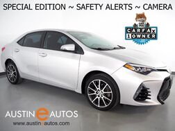 2017_Toyota_Corolla 50th Anniversary Special_*LANE DEPARTURE ALERT, COLLISION ALERT w/BRAKING, BACKUP-CAMERA, ADAPTIVE CRUISE, SCOUT GPS, TOUCH SCREEN, ALLOY WHEELS, PUSH BUTTON START, BLUETOOTH_ Round Rock TX