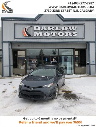 2017_Toyota_Corolla_CE FREE WINTER TIRES_ Calgary AB