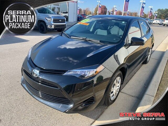 2017 Toyota Corolla L Decatur AL