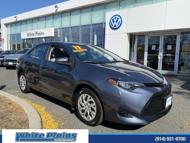 2017 Toyota Corolla L White Plains NY