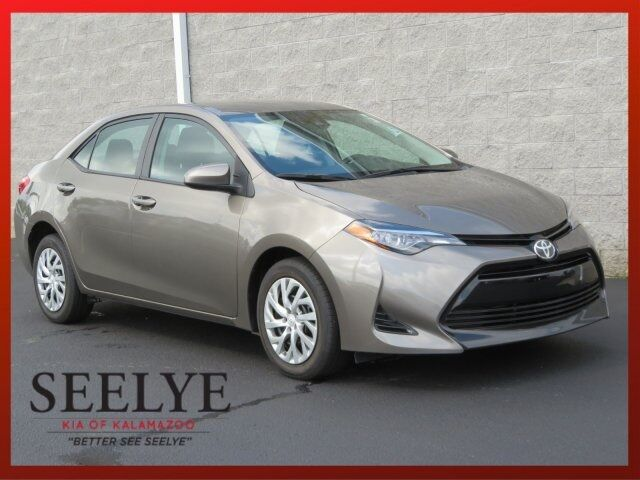 2017 Toyota Corolla LE Battle Creek MI