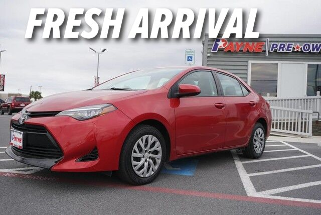 2017 Toyota Corolla LE Brownsville TX