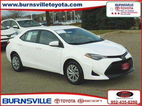 2017_Toyota_Corolla_LE_ Burnsville MN