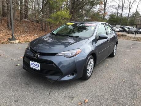 2017 Toyota Corolla LE CVT Pembroke MA