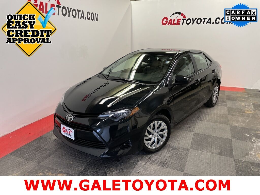 2017 Toyota Corolla LE Enfield CT