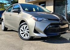 2017_Toyota_Corolla_LE_ Georgetown KY