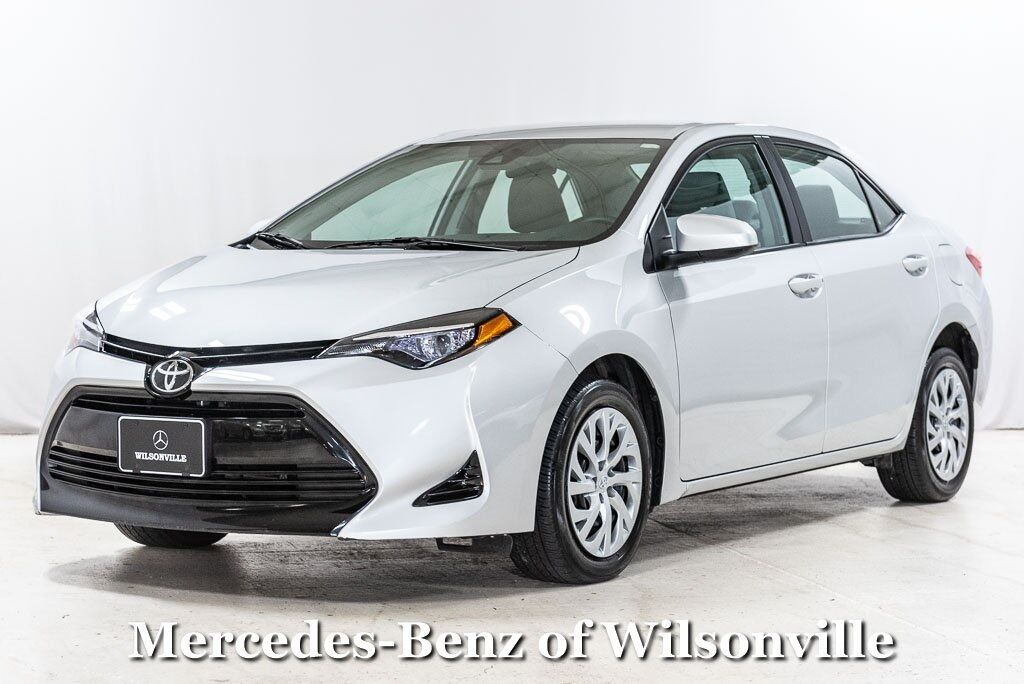 2017 Toyota Corolla LE Wilsonville OR
