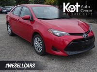 Toyota Corolla LE, Heated seats, Bluetooth, Cruise and Traction Control 2017
