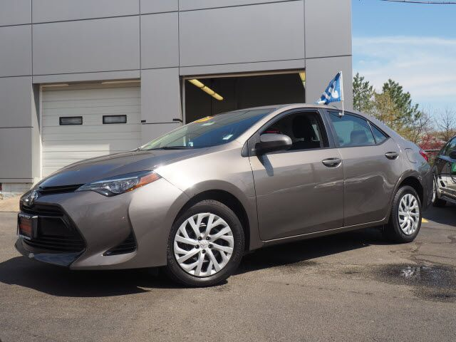 2017 Toyota Corolla LE Lexington MA