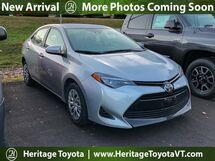 2017 Toyota Corolla LE South Burlington VT