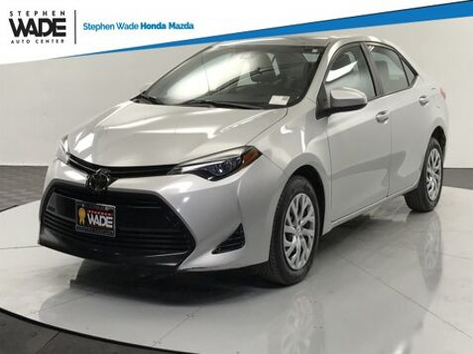 2017_Toyota_Corolla_LE_ St George UT