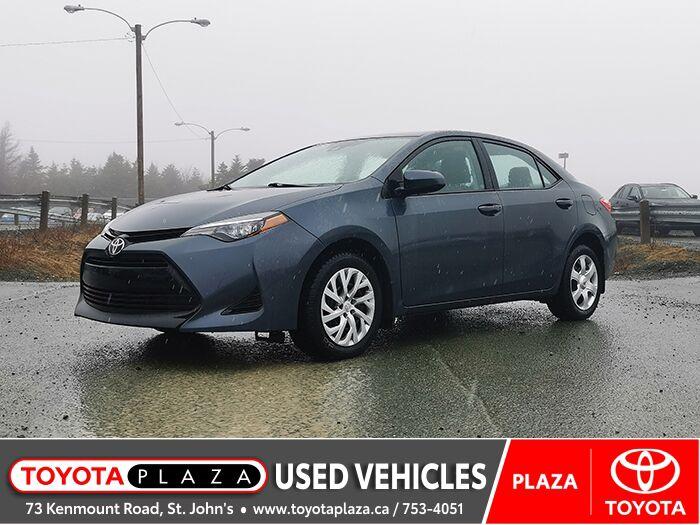 2017 Toyota Corolla LE St. Johns NL