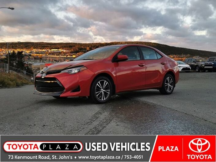 2017 Toyota Corolla LE UPGRADE St. Johns NL